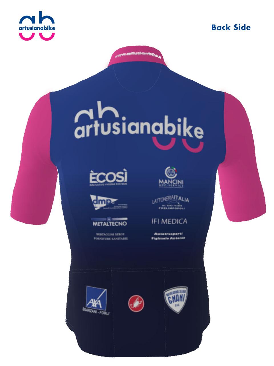 Artusiana Bike Forlimpopoli - Divisa